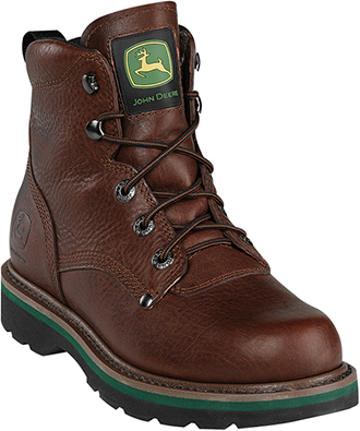 "Men's John Deere 6"" Work Boots JD6193"