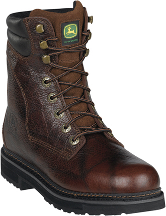 "Men's John Deere 8"" Work Boots JD8114"