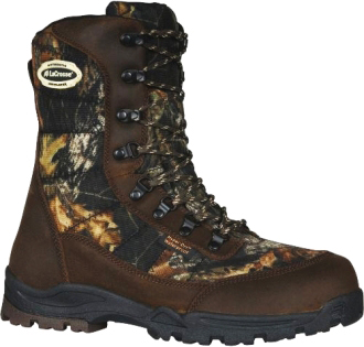"Men's 8"" LaCrosse Waterproof & Insulated Leather Hunting Boot 541013"