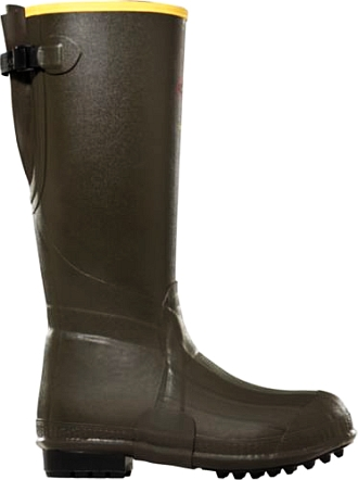 Men's LaCrosse Waterproof & Insulated Rubber Hunting Boot 266075