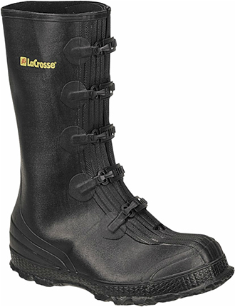 Men's LaCrosse Waterproof Rubber Overshoes Work Boots 266200