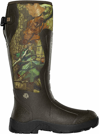 "Men's LaCrosse 18"" Waterproof & Insulated Rubber Hunting Boots 150067"