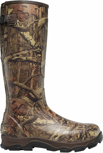 "Men's LaCrosse 18"" Waterproof & Insulated Rubber Hunting Boots 202002"