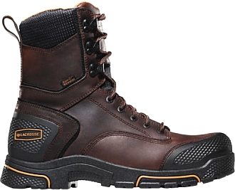 "Men's 8"" LaCrosse Waterproof Work Boots 460025"