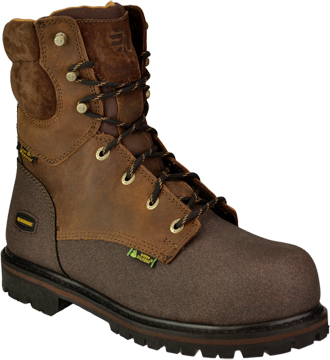 "Men's LaCrosse 8"" Waterproof & Insulated Work Boot 467015"