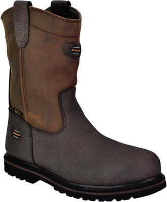 Men's LaCrosse Waterproof Wellington Work Boots 464150