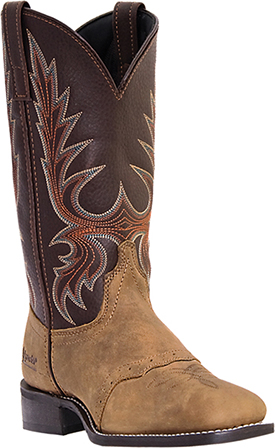 "Men's Laredo 12"" Western Boots 4802 