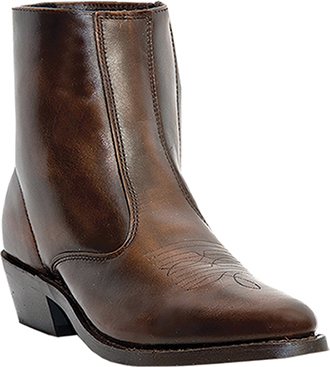 "Men's Laredo 7"" Western Side-Zipper Boots 62004 