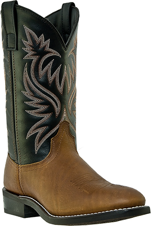 "Men's Laredo 12"" Western Boots 4248 | Milan Boots"