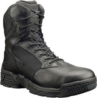 Men's Magnum Stealth Force 8.0 Side-Zipper WPi Boots #5870