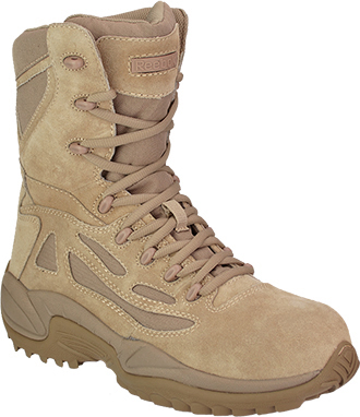 "Men's Reebok 8"" Stealth Metal Free Work Boot RB8896"
