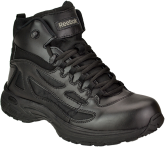"Men's Reebok 4"" Athletic Uniform Boot RB8400 (Replaces Converse C8400)"