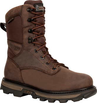 "Men's Rocky 9"" Arktos WP/Insulated Hunting Boot RKYS047"