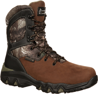 "Men's Rocky 8"" Bigfoot WP/Insulated Boot RKYS103"