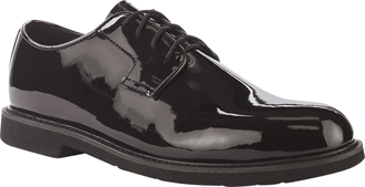 Men's Rocky High Gloss Oxford Work Shoe 510-8