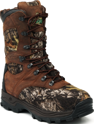 "Men's 10"" Rocky Insulated & Waterproof Work Boots 7481"