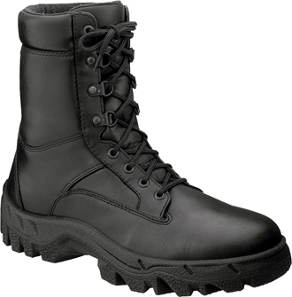 "Men's Rocky 8"" Uniform Work Boot 5010  