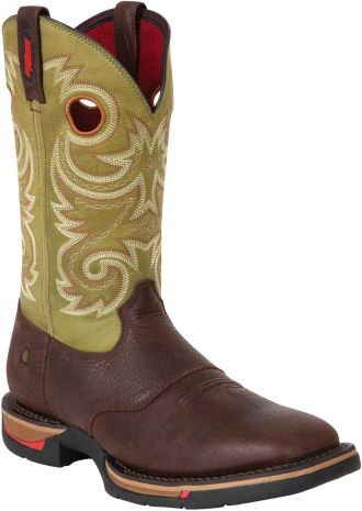 Men's Rocky Long Range Western Work Boot 8818
