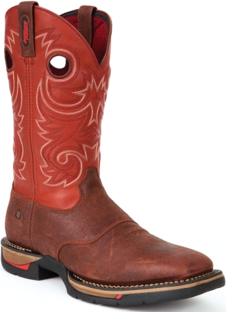 Men's Rocky Long Range Western Work Boot 8819
