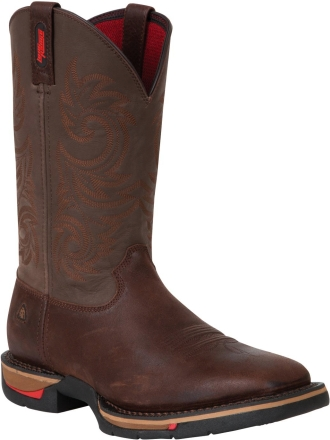 Men's Rocky Long Range Western Work Boot 8654