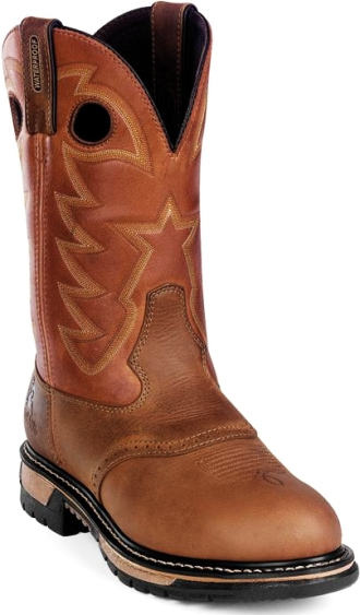 Men's Rocky Western Waterproof Work Boot 0002775