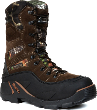 "Men's 9"" Rocky Blizzard Stalker Pro WP & Insulated Work Boot 5452"