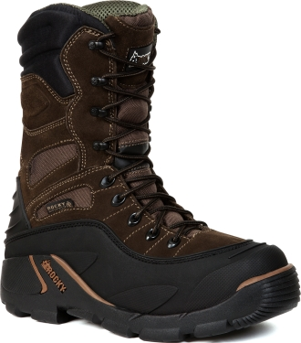 "Men's 9"" Rocky Blizzard Stalker Pro Waterproof & Insulated Work Boot 5454"