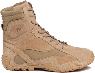 "Men's Tactical Research 8"" Military Boots TR303"