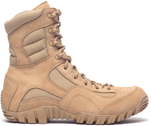 "Men's Tactical Research 8"" Military Boots TR360"