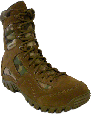 "Men's Tactical Research 8"" Military Boots TR560"