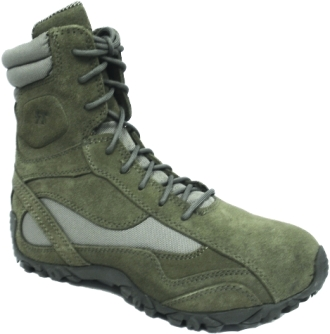 "Men's Tactical Research 8"" Military Boots TR606"