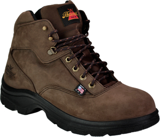 "Men's Thorogood 6"" Steel Toe Work Boot (U.S.A.) TH804-4890"