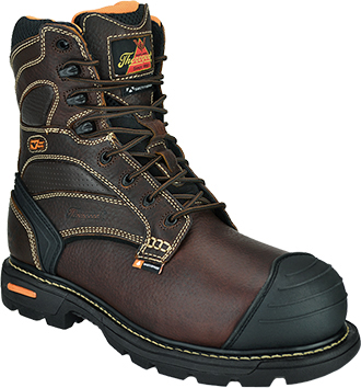 "Men's Thorogood 8"" Composite Toe WP/Insulated Metal Free Work Boot 804-4459"