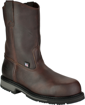 Men's Thorogood Composite Toe Wellington Work Boot TH804-4211 (U.S.A.)