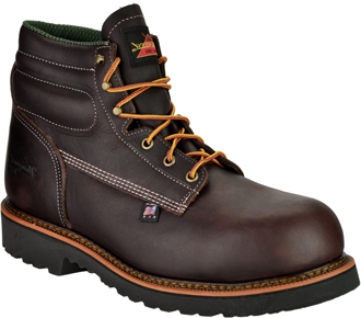 "Men's Thorogood 6"" Composite Toe Work Boot TH804-4366 (U.S.A.)"