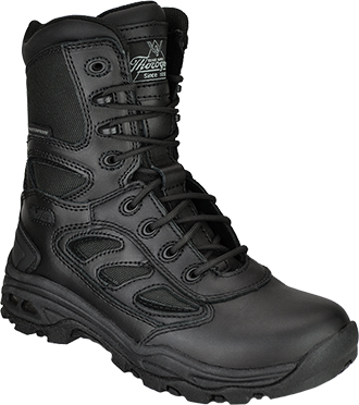 "Men's Thorogood 8"" Waterproof Side Zip with VGS Boots 834-6329"