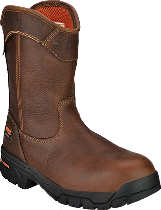 Men's Timberland Pro Helix Waterproof Wellington Work Boots 88536