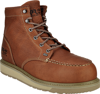 "Men's Timberland Pro 6"" Barstow Wedge Sole Work Boots 89647"