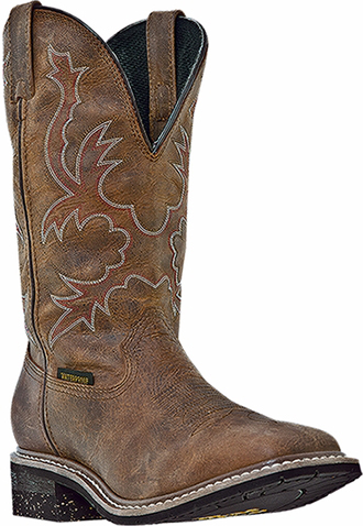"Men's Dan Post 12"" Waterproof Western Work Boots DP69791 
