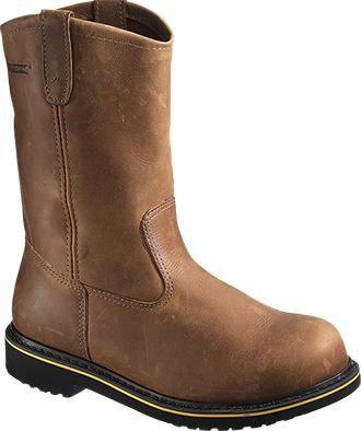 """Men's Wolverine 10"""" Foster Wellington Work Boots W10146"""