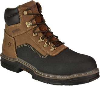 Men's Wolverine Cosair Waterproof Work Boots W02254