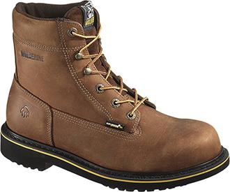 """Men's Wolverine 6"""" Foster Work Boots W10099"""