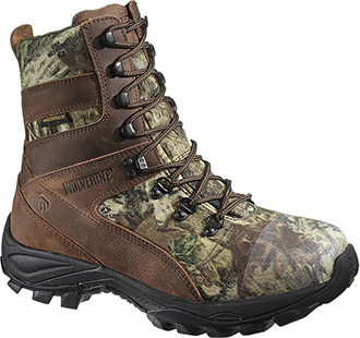 "Men's Wolverine 8"" Scout II Waterproof & Insulated Hunting Boot W30059"