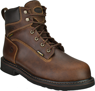 "Men's Wolverine 6"" Brek Waterproof Work Boot W10081"