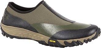 Men's Rocky Waterproof Rubber Slip-On Work Shoe RKYO037