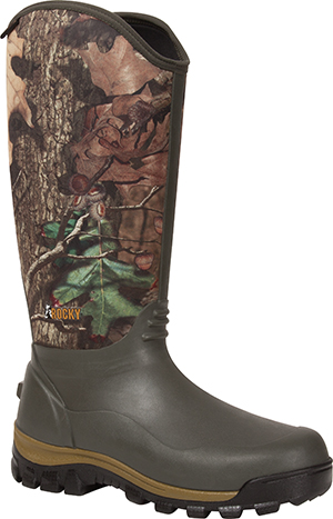 "Men's Rocky 16"" Insulated Pull-On Hunting Boot RKYS055"