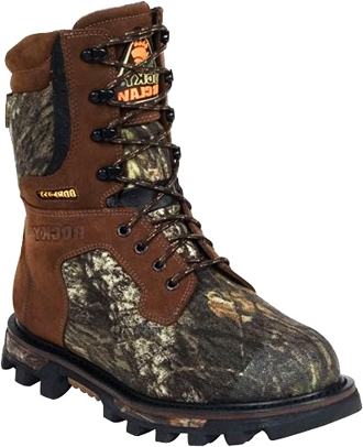 "Men's 8"" Rocky Hunting Boots 9275"