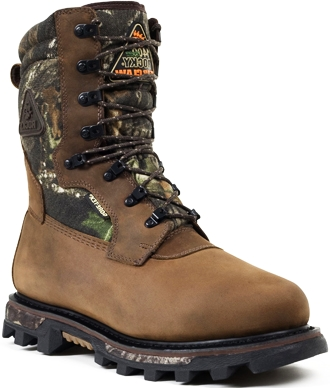 "Men's 10"" Rocky Hunting Boots 9455"