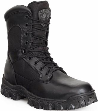 "Men's 8"" Rocky Work Boots 0002165"