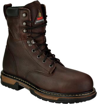 "Men's 8"" Rocky Work Boots 0005693"